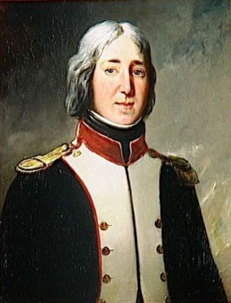 Siege of Stralsund (1807) - Image: Marechal Mortier