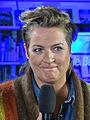 Margriet van der Linden tijdens BoekenFEST 2016 in Assen - 03.jpg