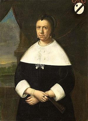 Maria van Riebeeck - Image: Maria Quevellerius or Maria Scipio