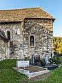 Maria Saal Karnburg Pfalzstraße Pfarrkirche hll. Peter und Paul Chorschluss 02102018 4877.jpg