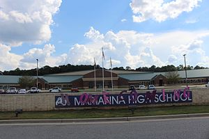 Marianna High School - Image: Marianna High School