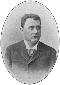 Marinus Johannes Wensma - Onze Tooneelspelers (1899)