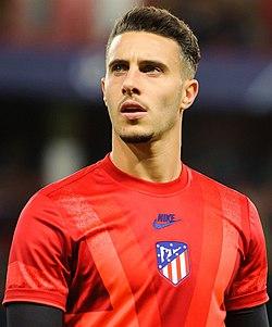 club atlético de madrid liste des joueurs 2019