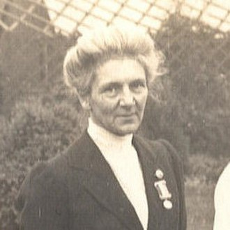 Marion Wallace Dunlop - by Colonel Blathwayt