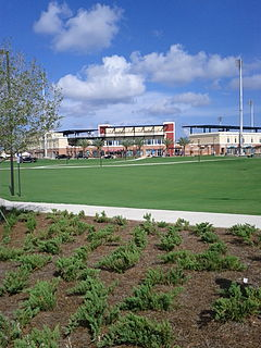 Admiral Fetterman Field Home of the Blue Wahoos