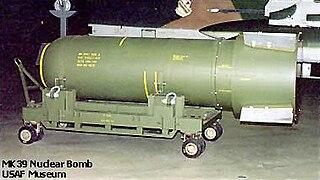 Mark 39 nuclear bomb