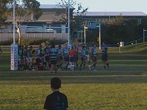 Maroochydore scored 6 tries