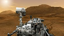 Mars Rover Curiosity in Artist's Concept, Close-up.jpg