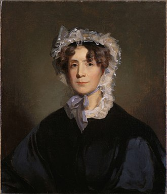 Thomas Jefferson - Jefferson's daughter Martha