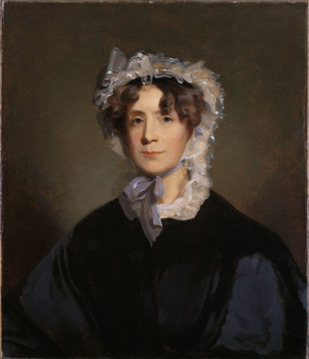 Martha Jefferson Randolph portrait