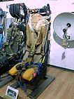 Martin Baker AFA Mk. 2 ejection-seat of a Lightning.JPG