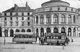 Image illustrative de l'article Tramway de Rennes