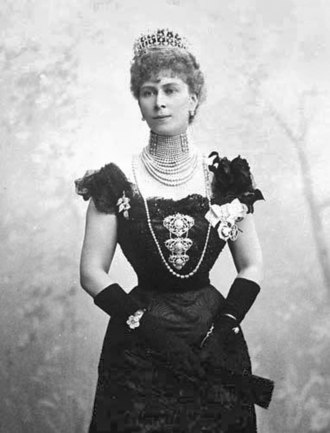 Mary of Teck - The Duchess of Cornwall and York in Ottawa, 1901