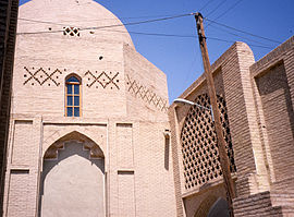 Jameh Mosque of Nain