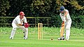 Matching Green CC v. Bishop's Stortford CC at Matching Green, Essex, England 01.jpg