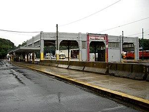Mattapan (MBTA station) - Mattapan station before the 2006-2007 renovation