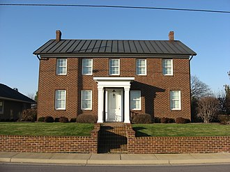 Maria Stein, Ohio - Matthias Gast House