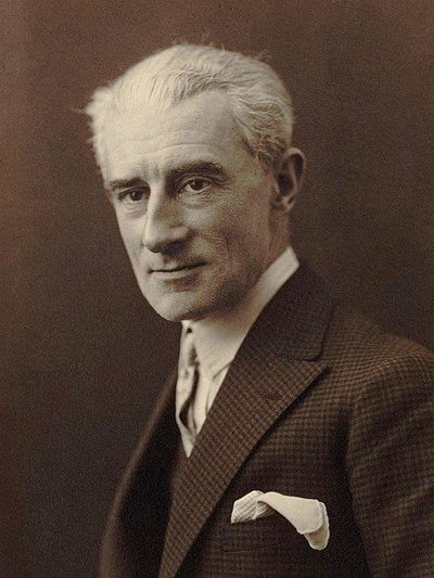Picture of a band or musician: Maurice Ravel
