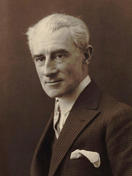 Ravel in 1925 Maurice Ravel 1925.jpg