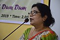 Mausumi Chatterjee Addressing - Inaugural Ceremony - Certificate Course On Basics Of Photography - Gurudas College - Kolkata 2019-06-26 1652.JPG