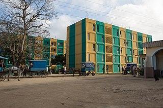 Segundo Frente Municipality in Santiago de Cuba, Cuba