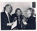 """Mayor Kevin H. White attends """"The Royal Family"""" at Wilbur Theatre, 1976 (6789860445).jpg"""