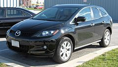 Mazda CX-7 przed liftingiem