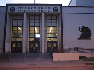 McClymonds High School - Image: Mc Clymonds High School