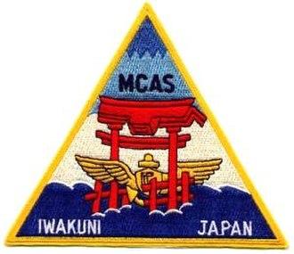 Marine Corps Air Station Iwakuni - Image: Mcas iwakuni a insig