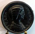 Medaglione contorniato di giulia domna (bordo veste ageminato in argento).JPG