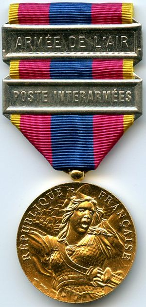 National Defence Medal - 200 px