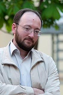 Meeting with Victor Grigas, SPb, 20120604 - by Vlsergey - 09 - kaganer.jpg