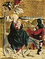 Meister von Mondsee - Flucht nach Ägypten - 4827 - Kunsthistorisches Museum.jpg