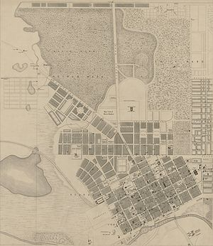 Electoral district of Town of Melbourne - Melbourne, 1855