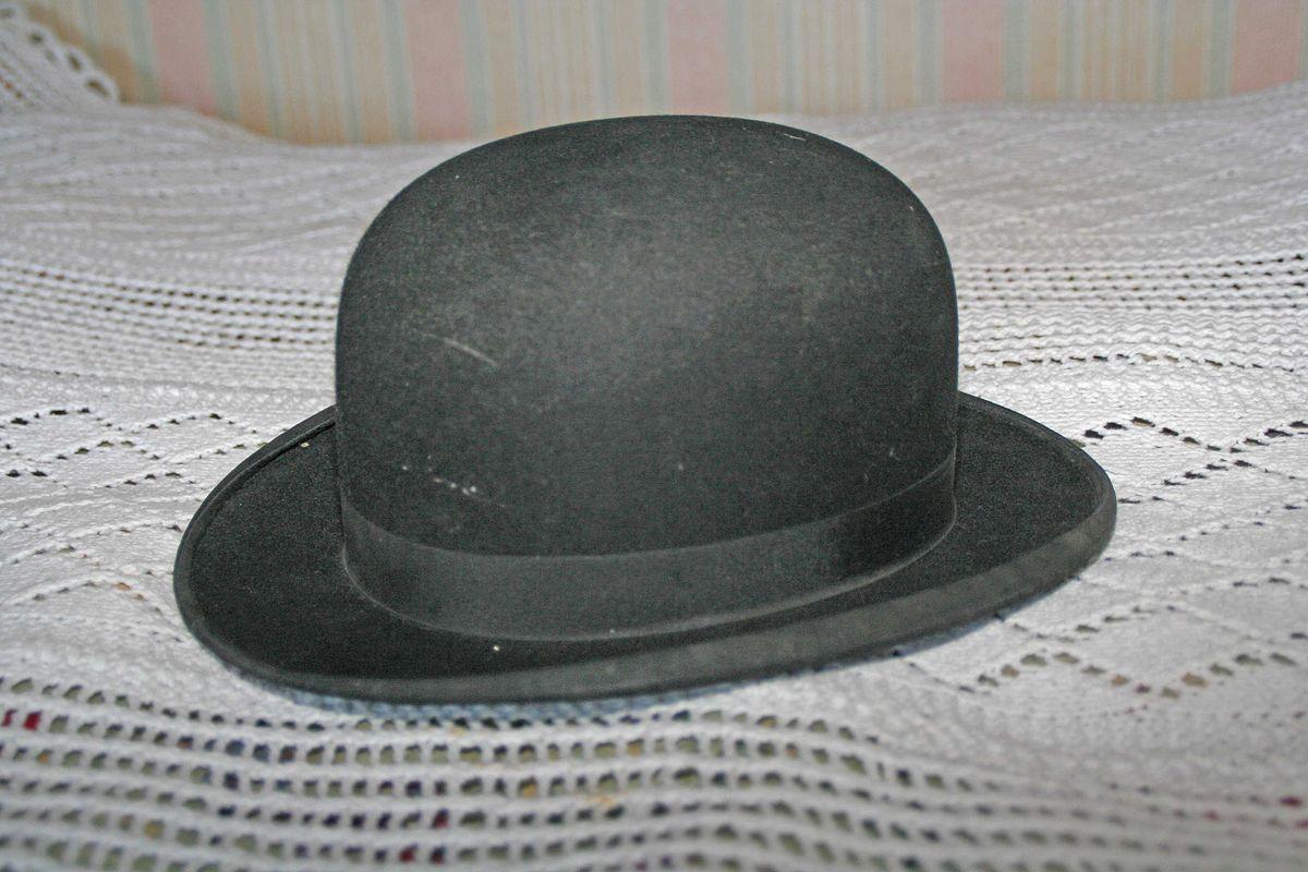 7be9e2f2a007f Bombín (sombrero) - Wikipedia