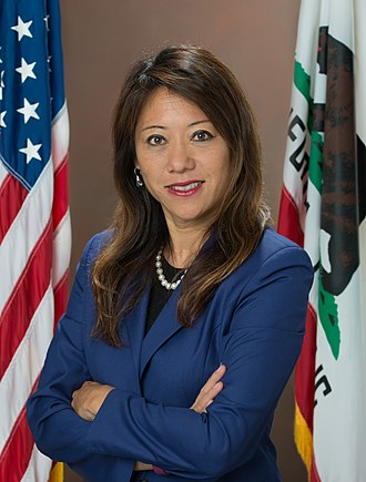State Board of Equalization (California) - Image: Member of the CA State Board of Equalization, Fiona Ma