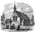 Memorial church of St. John, Burrangong, NSW (Illustrated London News, 1866-04-28).jpg