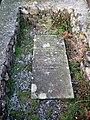 Memorial stone near Castlehill Point - geograph.org.uk - 1102633.jpg