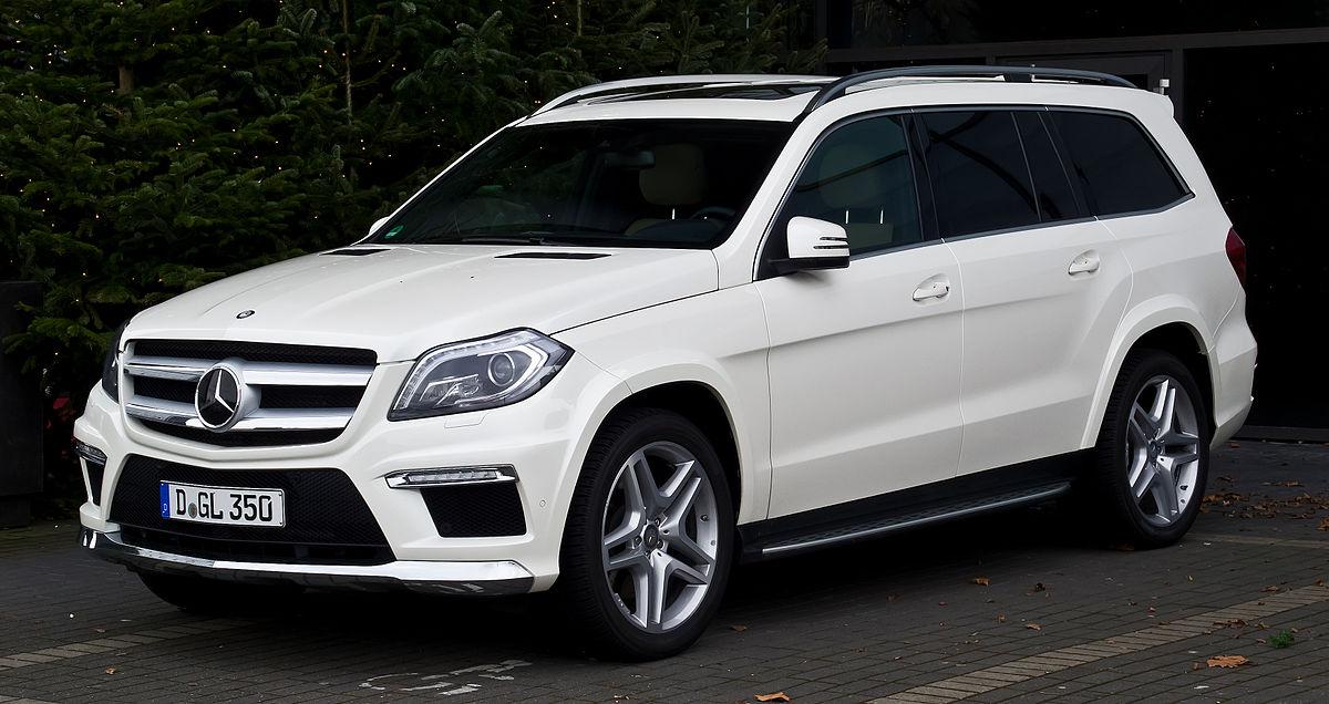 Mercedes Benz Gl Class Wikipedia