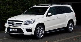 GLS SUV | Mercedes-Benz