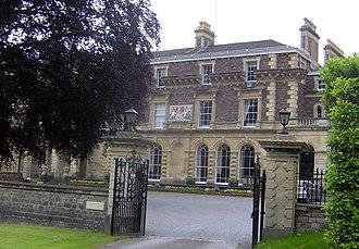Society of Merchant Venturers - Merchants' Hall on Clifton Down.