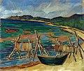 Merelaht paatidega, Konrad Mägi, TKM TR 12293 M 2618.jpg