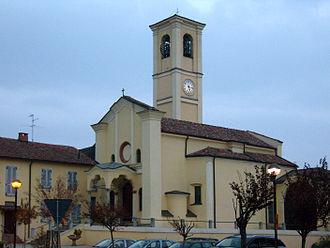 Merlino - Image: Merlino chiesa