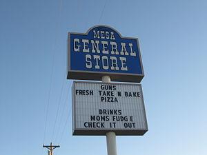Mesa, Colorado - Mesa General Store, in Mesa, Colorado