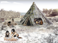 Mesolithic house recreation.png