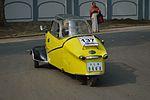 Messerschmitt - KR200 - 1960 - 190 cc - 1 cyl - DLW 9468 - Kolkata 2015-01-11 4248.JPG