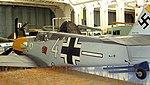 Messerschmitt Bf 109, Imperial War Museum, Duxford. (34686068462).jpg