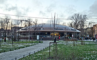 Gorkovskaya (Saint Petersburg Metro) - Entrance to the station