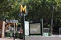Metro de Paris - Ligne 3 - Porte de Bagnolet 05.JPG