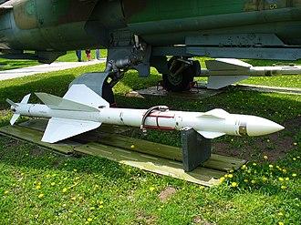 R-23 (missile) - R-24R missile